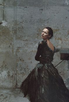 Kate Moss | Annie Leibovitz | US Vogue
