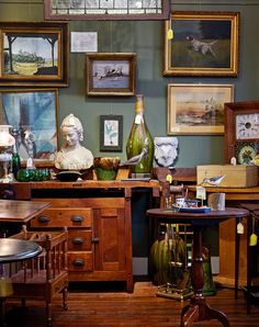 Weekend Away: Antiquing along the Delaware
