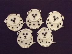 Five Dalmations-Fun with Friends at Storytime