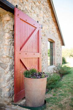 sliding barn door details
