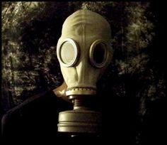 Military Surplus Gas mask - Zombie Gear