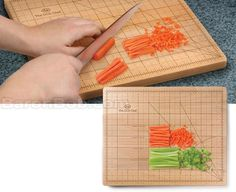 OCD Cutting Board - want!