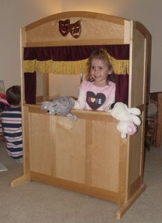 "The ""Veronica"" Puppet Theater"