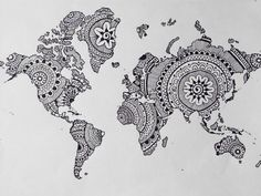 I'm thinking the Africa tat