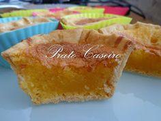 Prato Caseiro: Pastéis de feijão