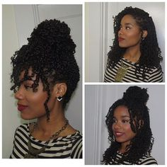 How I style my Twist Kinks