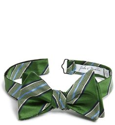 $49, John W. Nordstrom Woven Silk Bow Tie. Sold by Nordstrom. Click for more info: https://lookastic.com/men/shop_items/21112/redirect