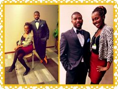 Our Dress to Impress Contest winners Brittney Rimmer & James Smith know success begins from the inside out. #AILLA101