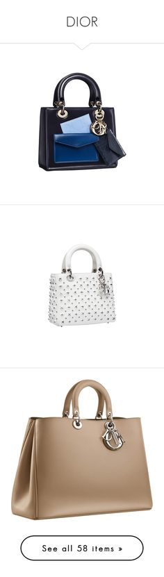 """""""DIOR"""" by namelif1 on Polyvore featuring casual, Dior, Luxe, bags, logos, words, text, dior, articles ve magazine"""