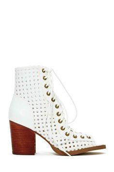 Shoe Cult Bowie Bootie