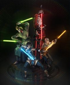AvaStar Wars by ZedEdge.deviantart.com on @DeviantArt