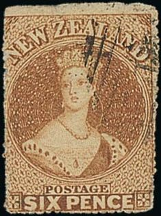 Spink UK / The 'Pegasus' Collection of Important Classic New Zealand - / The Chalon Issues / Lot The Chalon Issues Richardson Printings on Soft White or Hard Paper. Romanticism, Queen Victoria, New Zealand, Mad, Stamps, The Past, Coins, Bottles, Auction