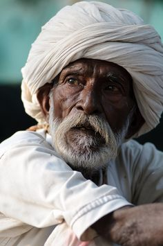 Faces of Rajasthan India