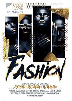 Fashion Party Flyer Template - https://ffflyer.com/fashion-party-flyer-template/ Enjoy downloading the Fashion Party Flyer Template created by Sparkg!   #Club, #Concert, #Dance, #Dj, #Edm, #Electro, #Event, #Festival, #Nightclub, #Party, #Techno