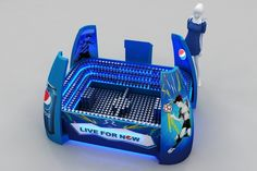 Pepsi live for now on Behance