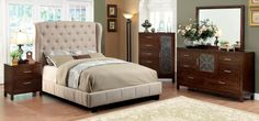 Fontes Ivory Beds Collection - CM7050LV