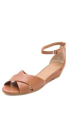 Marc by Marc Jacobs Simplicity Cross Toe Demi Wedge | SHOPBOP SAVE 25% use Code:INTHEFAMILY14