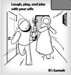 It's sunnah to have fun too :) <333