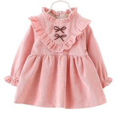 SUNBIBE Baby Girls Autumn Dress Kids Cartoon Bunny Sweatshirt Patchwork Tulle Princess Party Dresses Clothes 0-5 Years