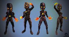 Ubisoft's Power-Up Heroes -