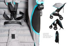 Our Favorite Stroller Pick: Baby Jogger in collaboration with Honest Branded City Mini GT Stroller | The Honest Company. #BabyJogger #lifemademoresimple #On-the-go-mommies #Quick-Fold #All-terrain #HonestTeal #Toxic-Free #Eco-Friendly