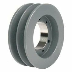 Sheave, QD, Bushed, SDS, O D 4.65 In, 2 GRV by Tb Wood'S. $114.76. Sheave, Quick Detachable, Bushed Bore, Bushing Required SDS, Outside Dia. 4.65 In., 2 Groove, Solid Construction, 5V Belt Pitch Dia. 4.65 In., Gray Color, Iron Material, For Use With 5V or 5VX SINGLE and JOINED Type V-Belts