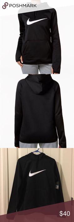 Nike Women DRI-FIT Hoodie Brand new with original tag. Size various. Nike Tops Sweatshirts & Hoodies