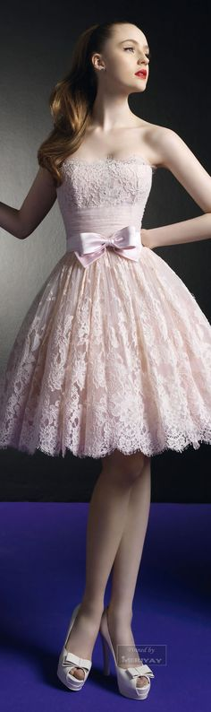 Beautiful lace dress,pink prom dress 2015 # love t. jaglady I would want a blue or purple Prom Dresses 2015, Pink Prom Dresses, Pretty Dresses, Beautiful Dresses, Evening Dresses, Short Dresses, Bridesmaid Dresses, Pink Dress, Bow Dresses