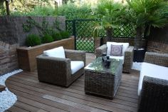 Diseño jardines :: Paisajismo PIA