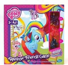 My Little Pony Rainbow Board Game from Hasbro Gaming