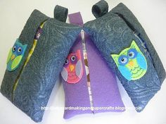 This little tissue travel pouches is made of felt and are great to keep your tissue pack ready to use. This pouch is 3 inch by 5 inch. This listing is for one tissue pouch select color you want. Tissue pack included.