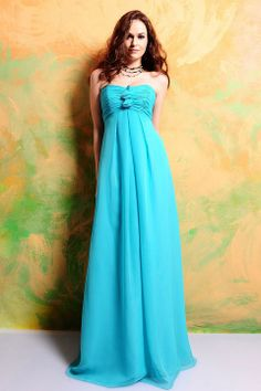 Charming sleeveless A-line bridesmaid dress