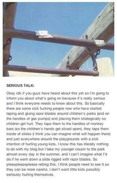 Please read!! It can really protect kids. REPIN TO YOUR MOST POPULAR BOARDS!!!