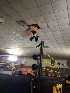 Finn breaking the ceiling lol