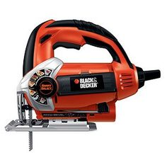 Black & Decker Power Tools Jig Saw With Smart Select Dial JS660.