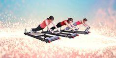 Long Stretch, Reformer - Pilates Trio