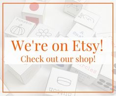 We're On Etsy!