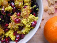 anka-weganka: Pyszne śniadanie z kaszą jaglaną