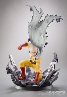 ToyzMag.com » One Punch Man : Saitama Xtra by Tsume