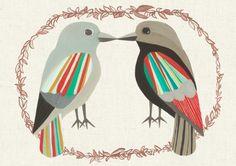 Encore...  Lovebirds!