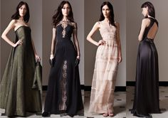 Temperley London Pre-Fall 2014 Collection - Absolutely stunning! This is how the Temperley London pre-fall 2014 collection can be best described. Have a look!