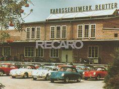 Old Karosseriewerk Reutter