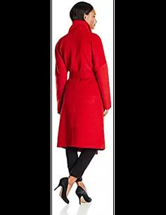 Badgley Mischka Women's Audrey Wool Blanket Coat with Belt $279.46 - $395.00 Prime 3.5 out of 5 stars 2