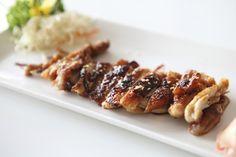 Teriyaki Chicken - The Gluten Intolerance Group of North America Gluten Free Teriyaki Sauce, Marinade Sauce, Gluten Intolerance, Teriyaki Chicken, How To Cook Chicken, Ketchup, Chutney, Easy Meals, Pork