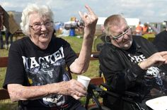 in the small German town of Wacken was the largest festival in the world of heavy music - Wacken Open Air. He is considered the main event of the year among metal. Judas Priest, Normal Life, Way Of Life, Musica Metal, Hair Metal Bands, The Doobie Brothers, Rock Hits, Elderly Couples, Heavy Metal Music