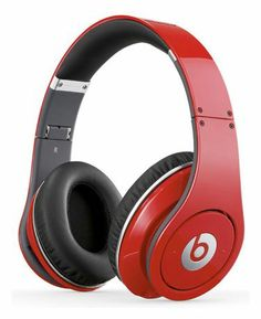 Beats By Dr.Dre  Studio Red - ToneMove - 199 € TTC - Casque audio by ToneMove