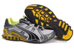 http://www.jordanaj.com/2010-puma-running-shoes-in-gray-yellow-green-discount.html 2010 PUMA RUNNING SHOES IN GRAY/YELLOW/GREEN DISCOUNT Only $91.00 , Free Shipping!
