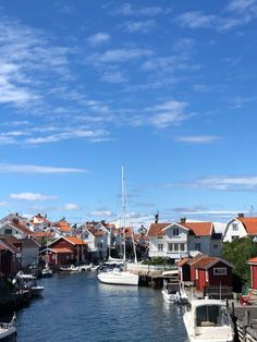 Summer Aesthetic, Travel Aesthetic, Summer Feeling, Summer Vibes, European Summer, Nordic Home, Beautiful Architecture, Island Life, Small Towns
