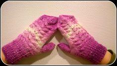 Arkimamman Arkiralli: Ohjeet LAPASET Fingerless Gloves, Arm Warmers, Winter, Fashion, Fingerless Mitts, Winter Time, Moda, Fashion Styles, Fingerless Mittens