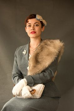 goodwood revival fashion - Google Search